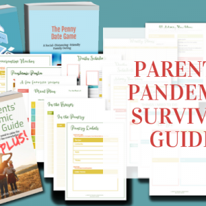 Parents Pandemic Survival Guide Kit